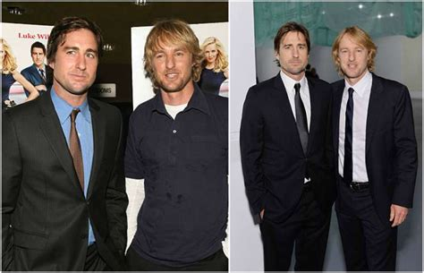 owen wilson and his brother wedding crashers star owen wilson and his family