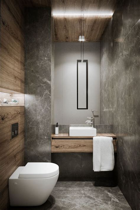 modern guest bathroom best 25 wc design ideas on pinterest small toilet