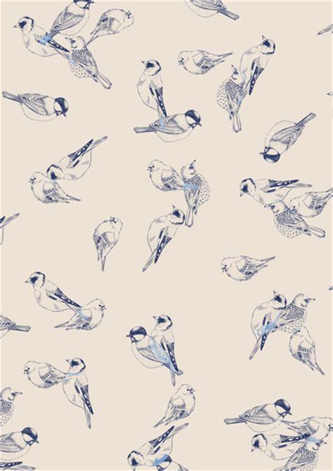 pattern drawing bird birds art print by laura braisher society6 image