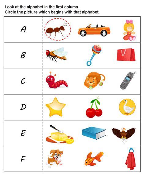 printable phonics games for kindergarten phonic memory worksheets preschool esl efl school