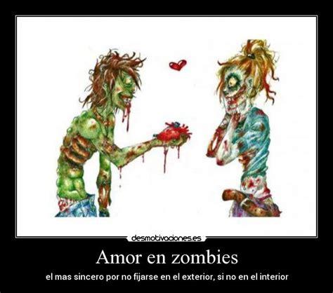 Imagenes De Emos Zombies   amor en zombies desmotivaciones