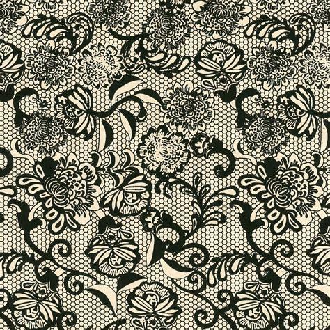 lace pattern in spanish spanish lace print lokta paper black on cream