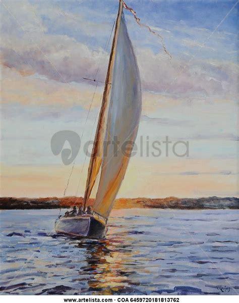 cuadros de veleros pinturas de veleros buscar con google punta leona