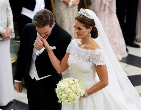 Babylon Dress Rising Size 2 swedish princess weds american banker in lavish ceremony