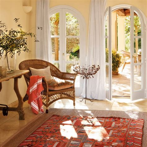 French Country Bedroom Decor country style spanish interior home interior with luxury