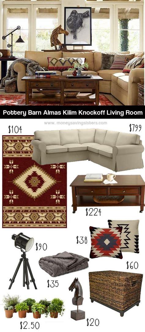 pottery barn catalog pottery barn rugs and living rooms almas kilim pottery barn pillow knock off living room