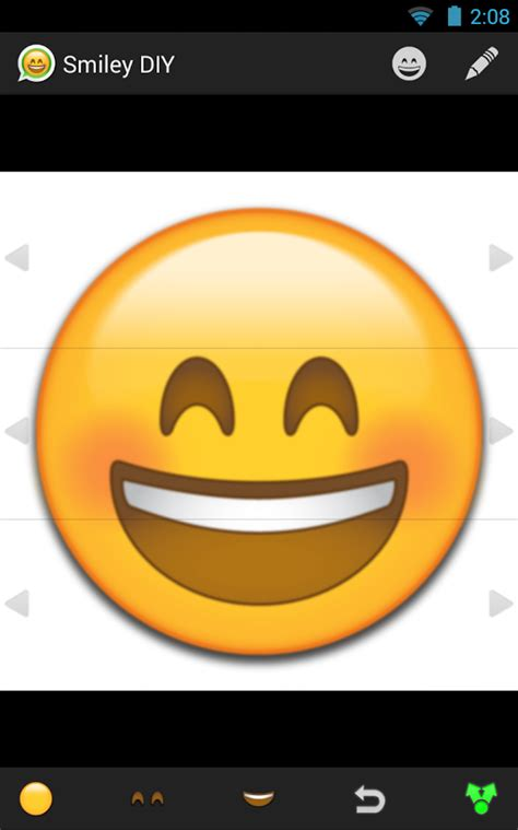 text emoticons for android smiley faces for android messaging