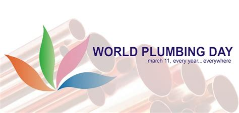 Day Plumbing by It S World Plumbing Day March 11th Jim Lavallee Plumbing