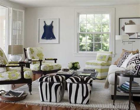 animal print chairs living room 21 modern living room decorating ideas incorporating zebra