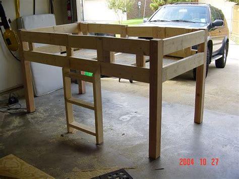 twin loft bed plans woodwork twin size loft bed plans pdf plans