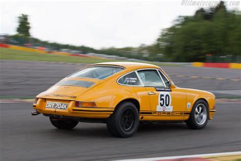 Porsche 2 5 St by Porsche 911 St 2 5 2013 Spa Classic