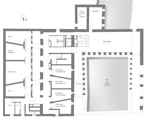 sound academy floor plan music school louviers openbuildings
