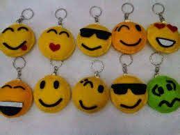 Gantungan Tempelan Dinding Karakter No 0347 kerajinan tangan gantungan kunci tema smile
