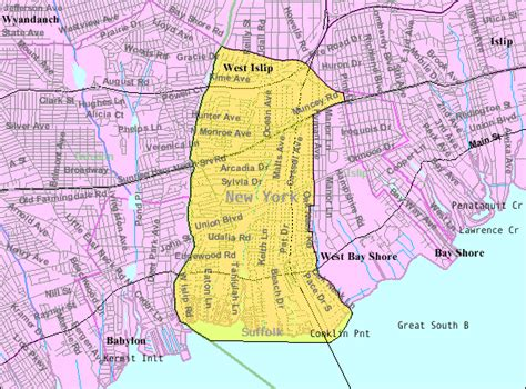 Town Of Babylon Section 8 by Town Of Islip Section 8