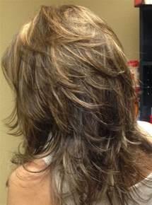 best 25 medium layered haircuts ideas on