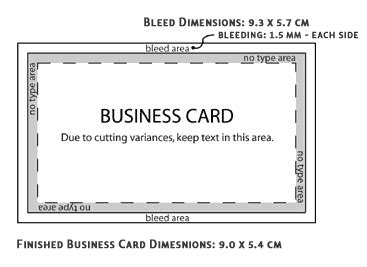 standard business card size template png formate standard business cardbusiness card size