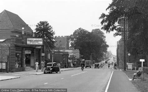 tattoo london road camberley camberley the cinema london road 1936 francis frith