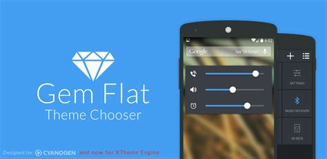 themes xtheme engine theme port all roms gem flat other android