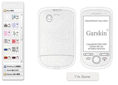 Garskin Sony M4 Aqua Gentlement make your own htc cover via garskin gadgetsin