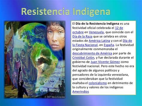 imagenes sobre resistencia indigena venezuela resistencia indigena