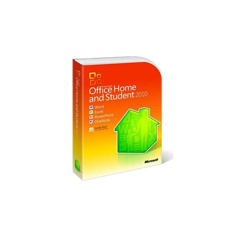 microsoft office home and student 2010 for 3 pc