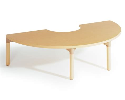half circle table communityplaythings com a835 64 classroom half circle table