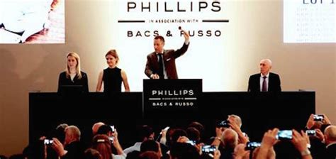 phillips auction house meet phillips auction house the new kid on the block that has achieved record highs