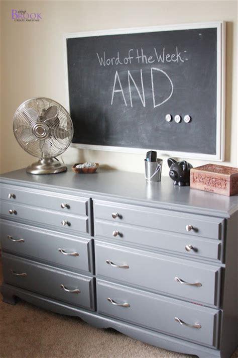 painted dresser ideas for a boy painting a dresser gray dinosaur boy bedroom beingbrook