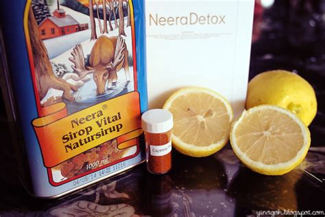 Neera Detox neera detox diet day 1 yina goes