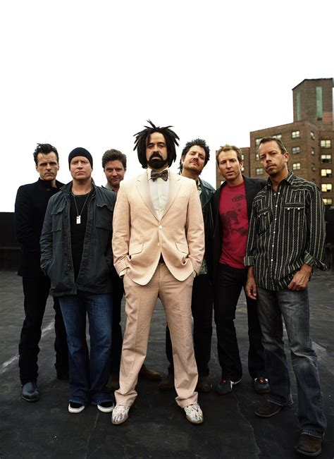 bands like counting crows crows band