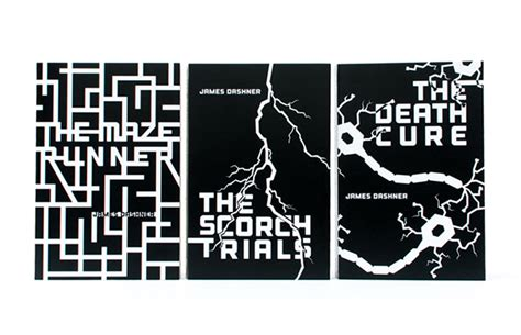 book report on maze runner the maze runner series book covers on behance