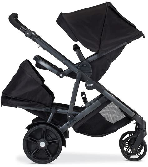 britax b ready seat replacement britax b ready 2017 stroller poppy