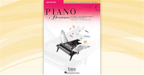 the psychology of piano technique faber edition piano professional series books piano adventures 174 level 1 technique artistry book 2nd
