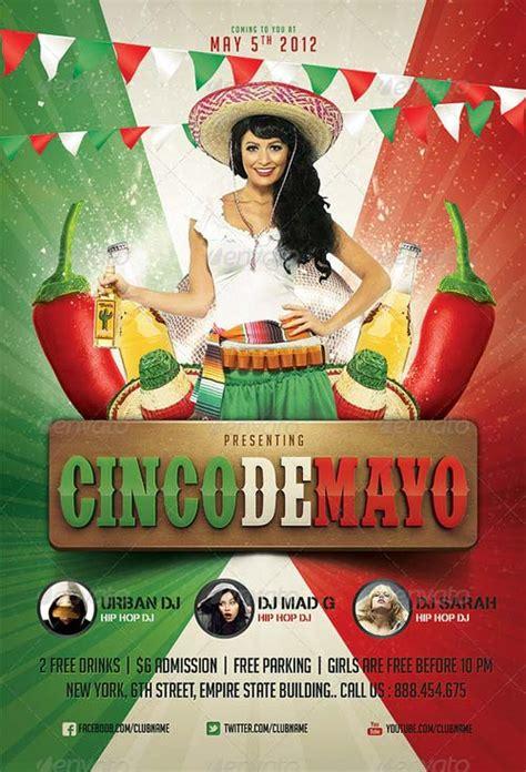 Cinco De Mayo Party Flyer Template Best Flyer For Mayo Party Parties Cinco De Mayo Template