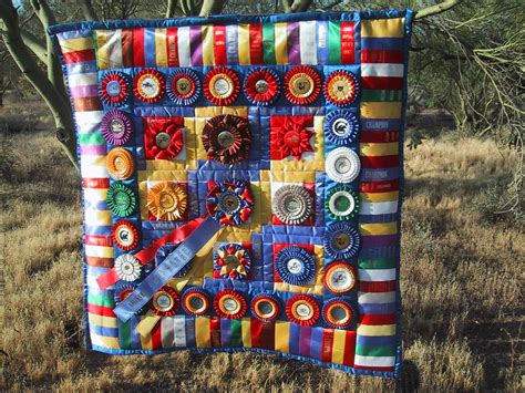 Ribbon Quilts by Ribbon Quilts Crafts On Show Ribbons Ribbon Quilt And Ribbons