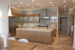 White And Oak Kitchen Cabinets Handmade Rift Sawn White Oak Modern Cabinetry By Riverwoods Mill Custommade