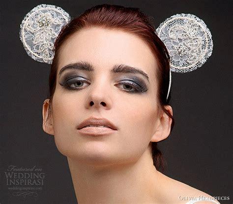 Headpiece Mickey inspiration songket affairs stunning frocks ethereal