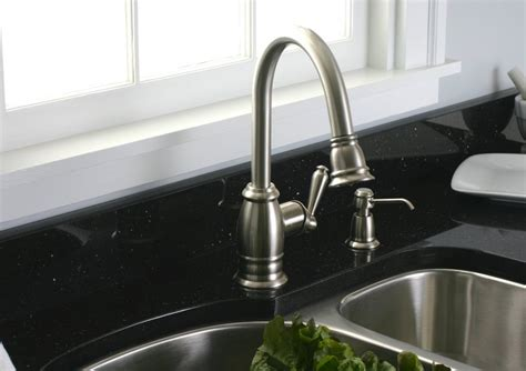 kitchen faucet sets brushed nickel kitchen faucet cdbossington interior design brushed nickel kitchen