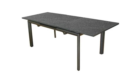 Table De Jardin Extensible En Composite