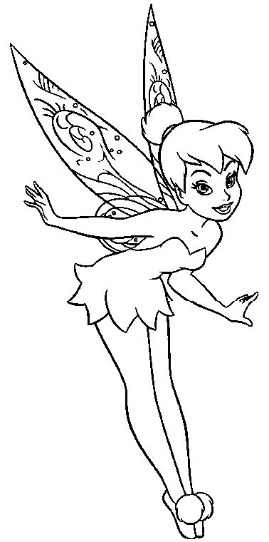 coloring pages disney fairies pixie hollow fairy coloring pages