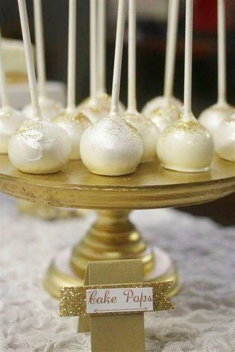 cake pop centerpieces for bridal shower mint and gold planning ideas supplies cake idea decorations 2141030 weddbook