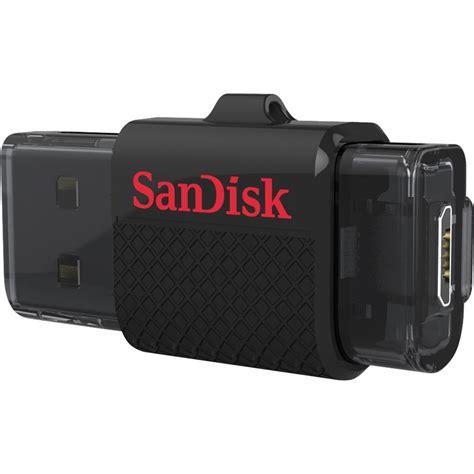 Sandisk Ultra Dual Usb Drive 32gb Sddd 032g sandisk 32gb ultra dual usb drive sddd 032g a46 b h photo