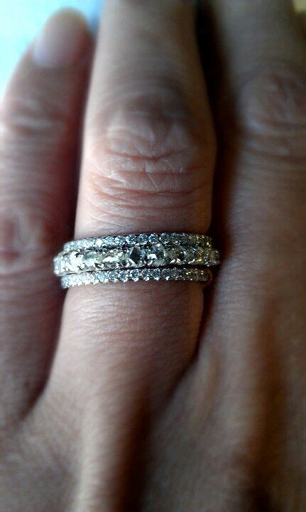 stackable wedding bands jewelry
