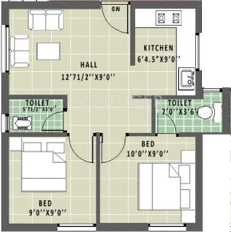 house plans indian style 600 sq ft 600 sq ft 2 bhk 2t apartment for sale in annai aathika malumichatty coimbatore