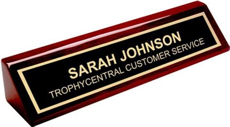 Name On Desk by Gift Idea For Recent Phd Gradschool