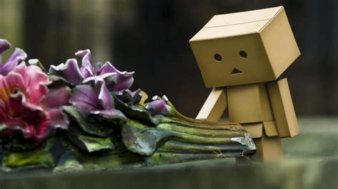 sad danbo laptop backgrounds wallpaper love wallpaper