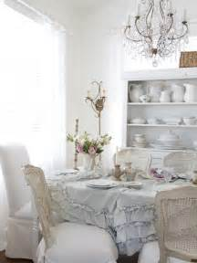 shabby chic picture 39 beautiful shabby chic dining room design ideas digsdigs