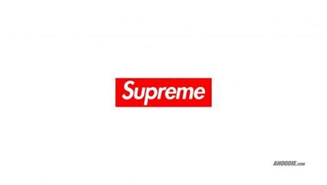 Kaos Supreme Logo Box Pink Premium 2 ahoodie free premium wallpapers