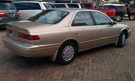 Toyota Camry 1999 For Sale Clean Toyota Camry 1999 Model N500 000 Urgently On Sale