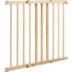 the first years expandable swing gate new puppy on pinterest